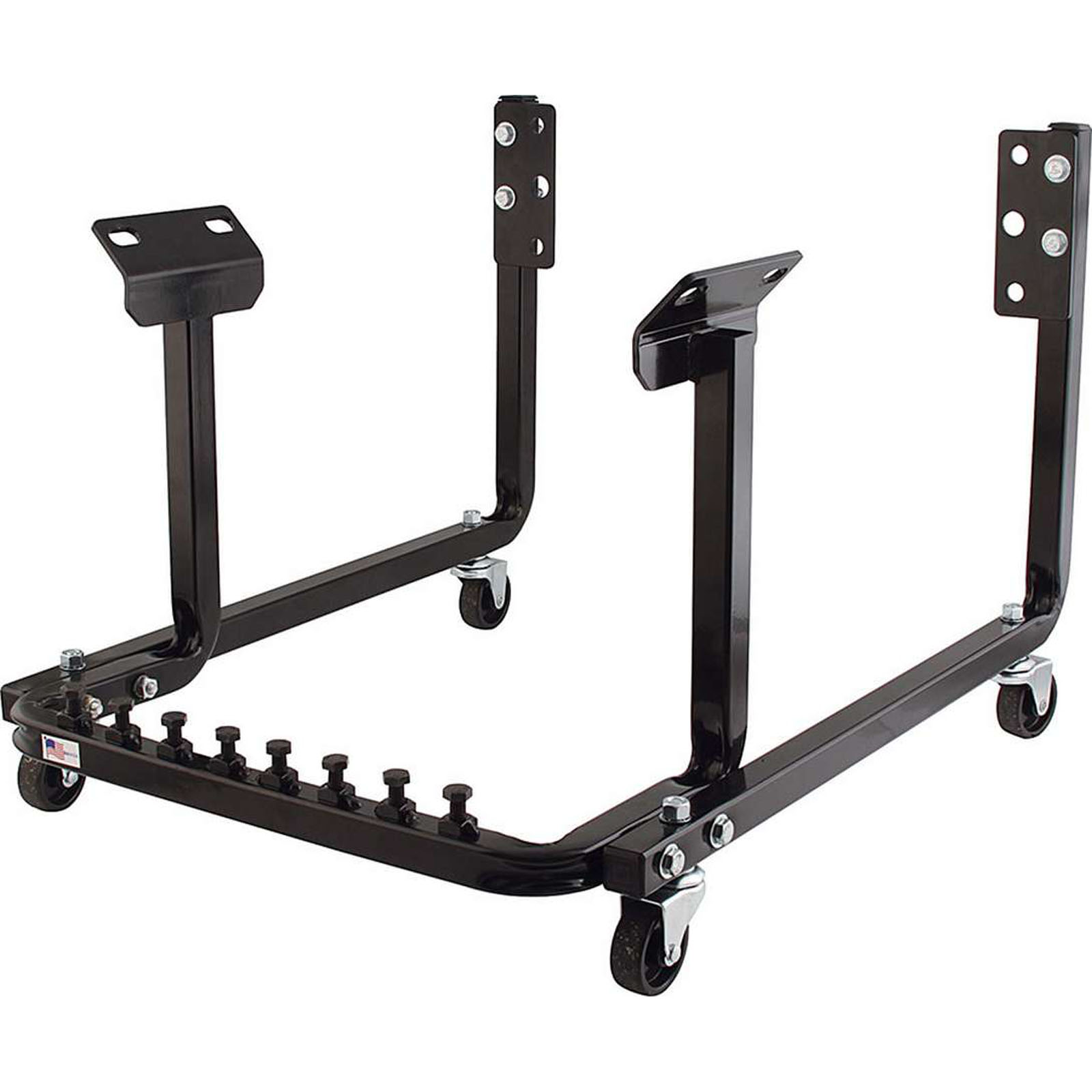 ALLSTAR PERFORMANCE ALL10172 Engine Cradle SB/BBC w/ Casters