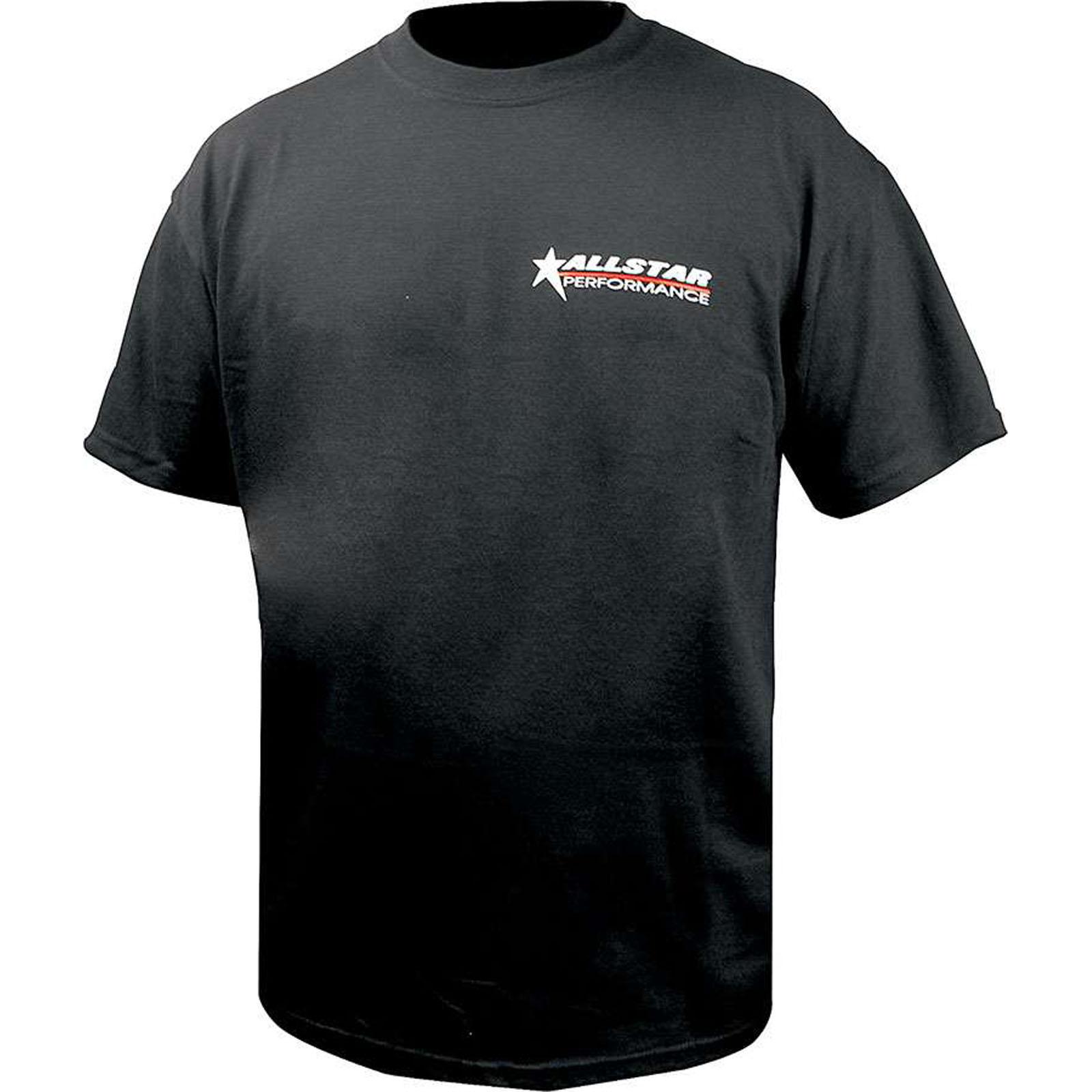 ALLSTAR PERFORMANCE ALL99902YL Allstar T-Shirt Black Youth Large