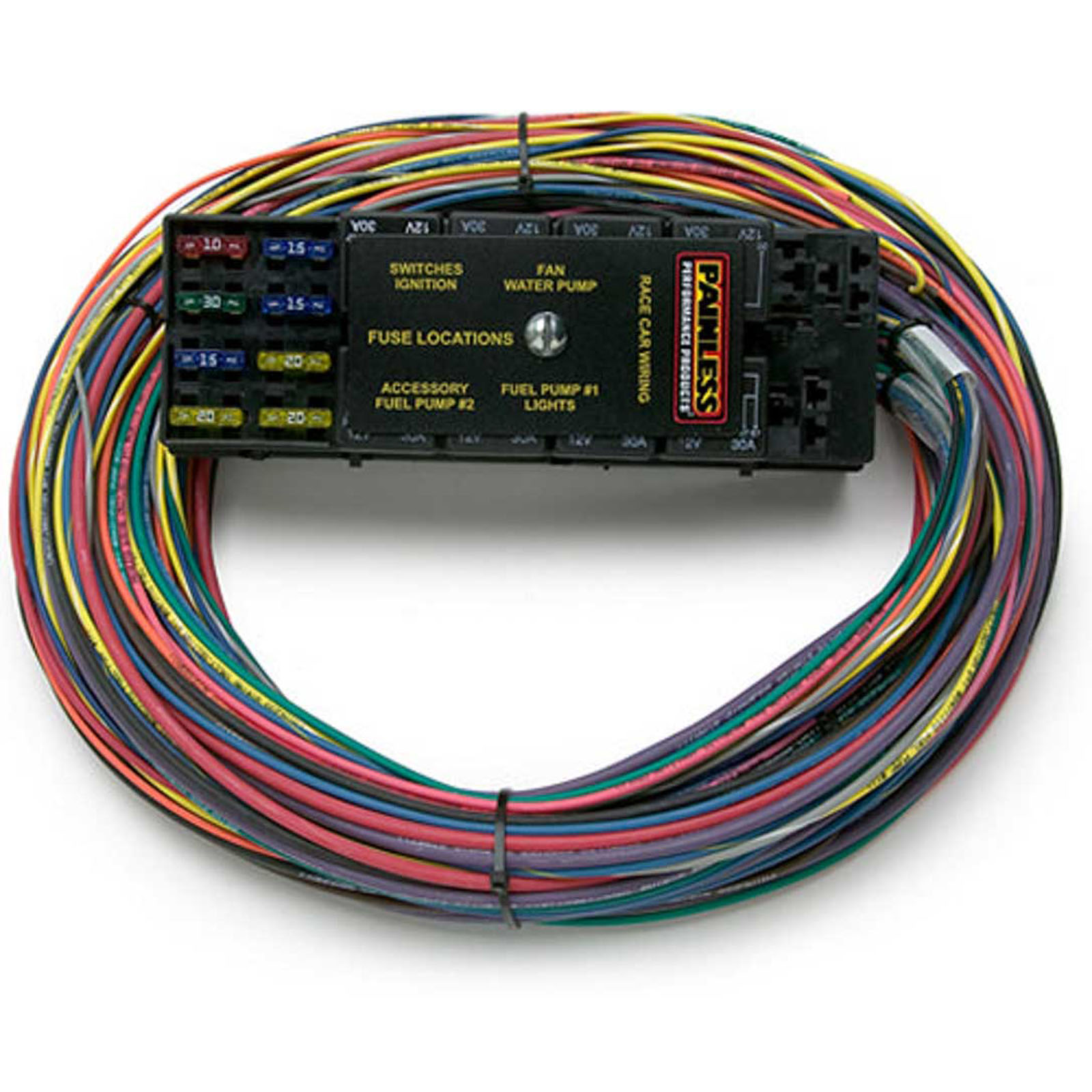 race car wiring harness painless 50003 schematic diagram Painless Wiring Com painless wiring harness racing wiring diagram painless wiring color painless wiring 50001 10 circuit race harness