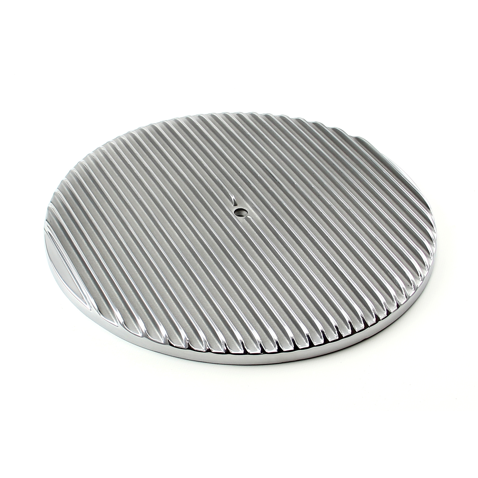 "14"" Aluminum Classic Finned Air Cleaner Top"