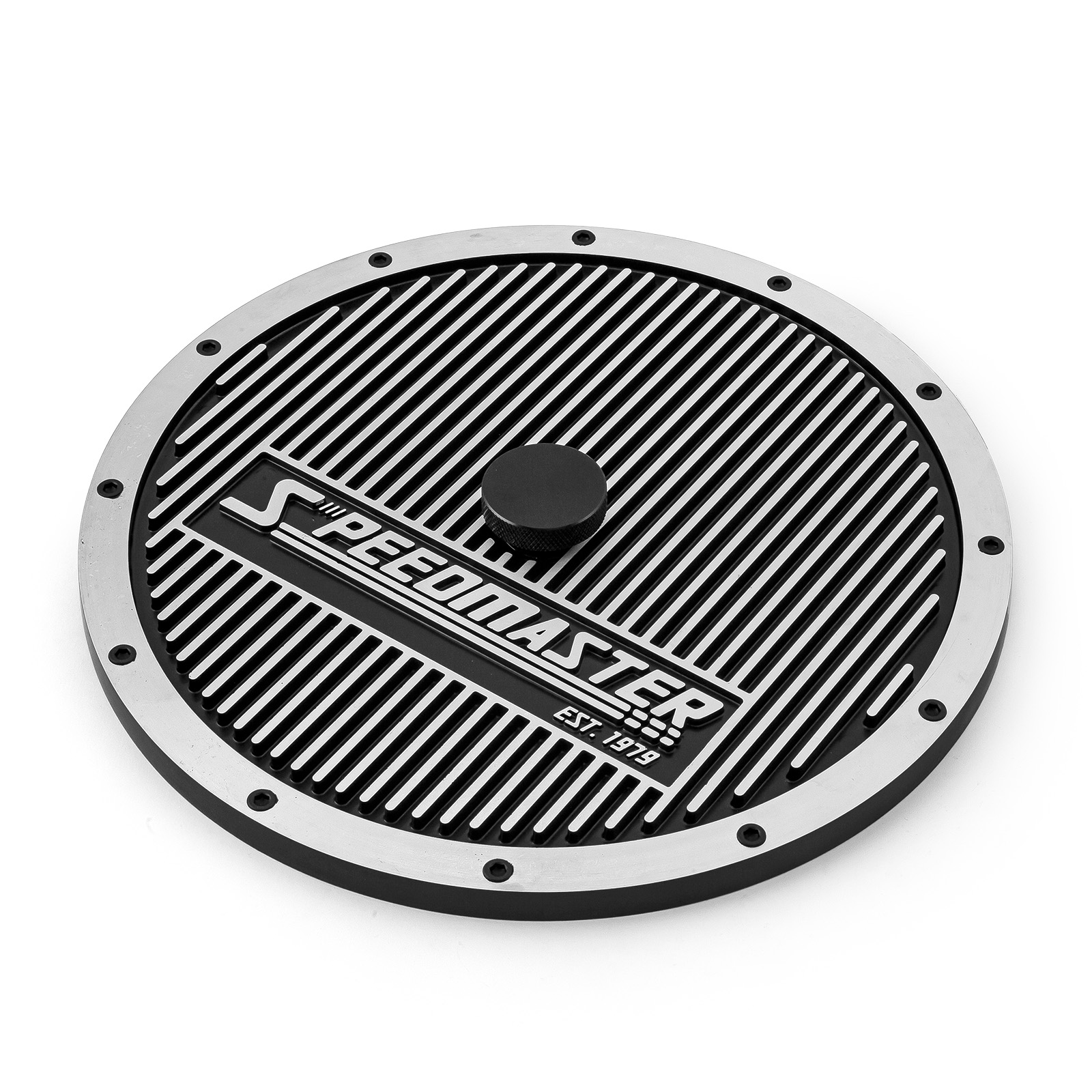 "14"" Aluminum Speedmaster Version Elite Air Cleaner Top"