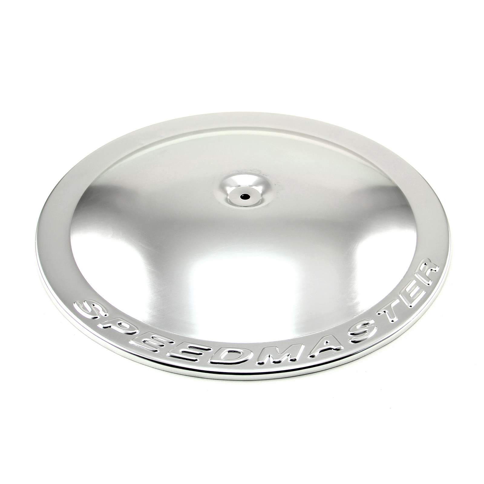 "14"" Silver Speedmaster Air Cleaner Top Only"