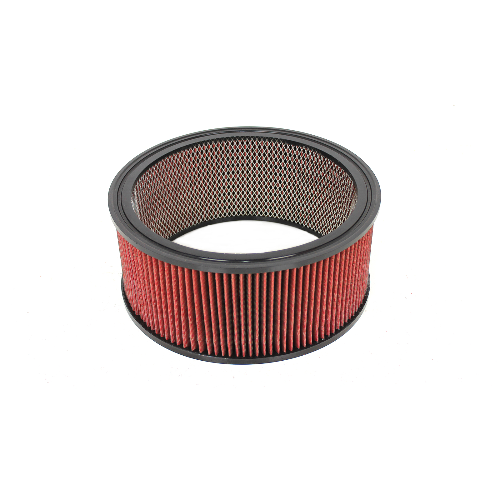 "14"" x 6"" Red Washable Air Filter Element Only"