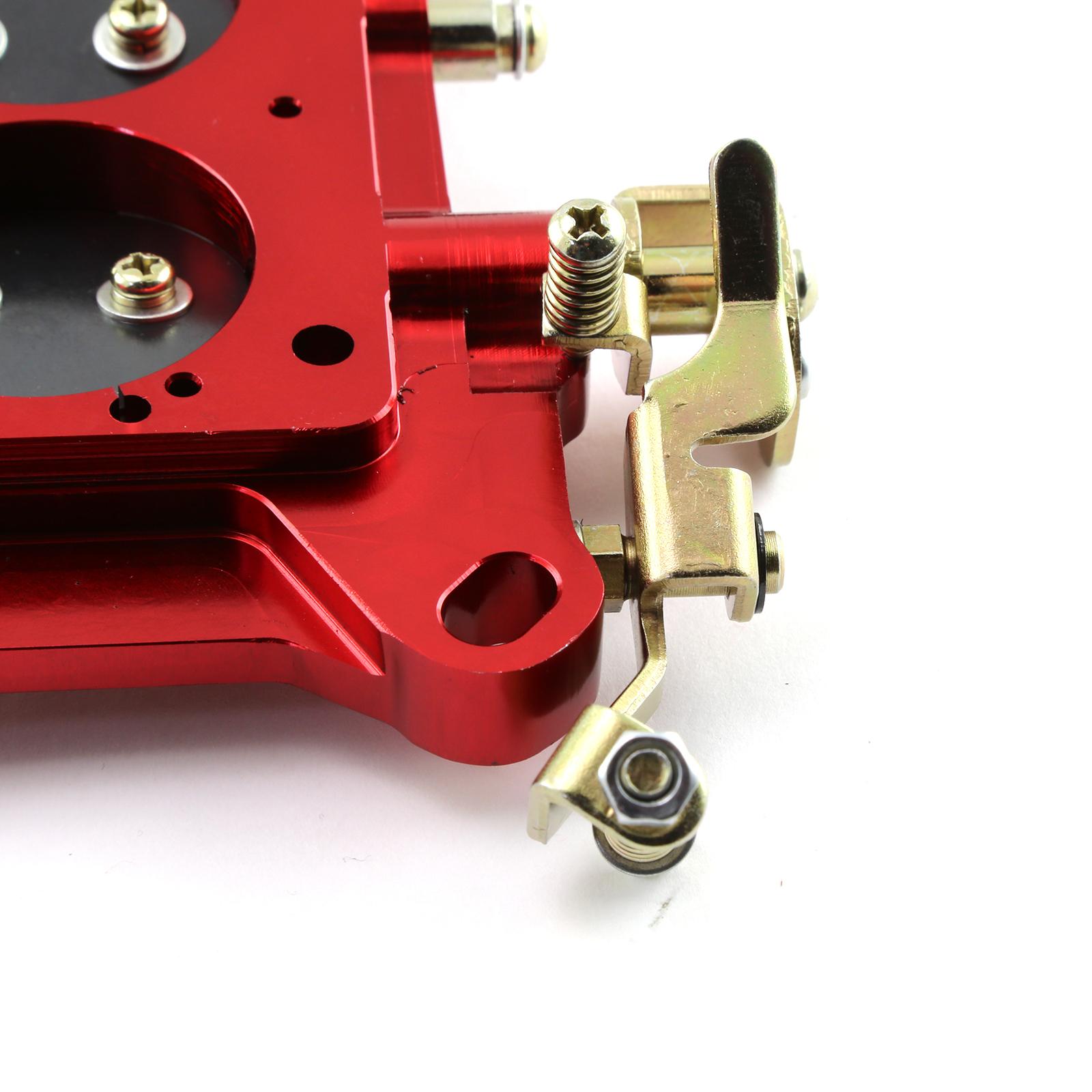 Speedmaster Carburetor Base Plate PCE111.1006; Billet Aluminum