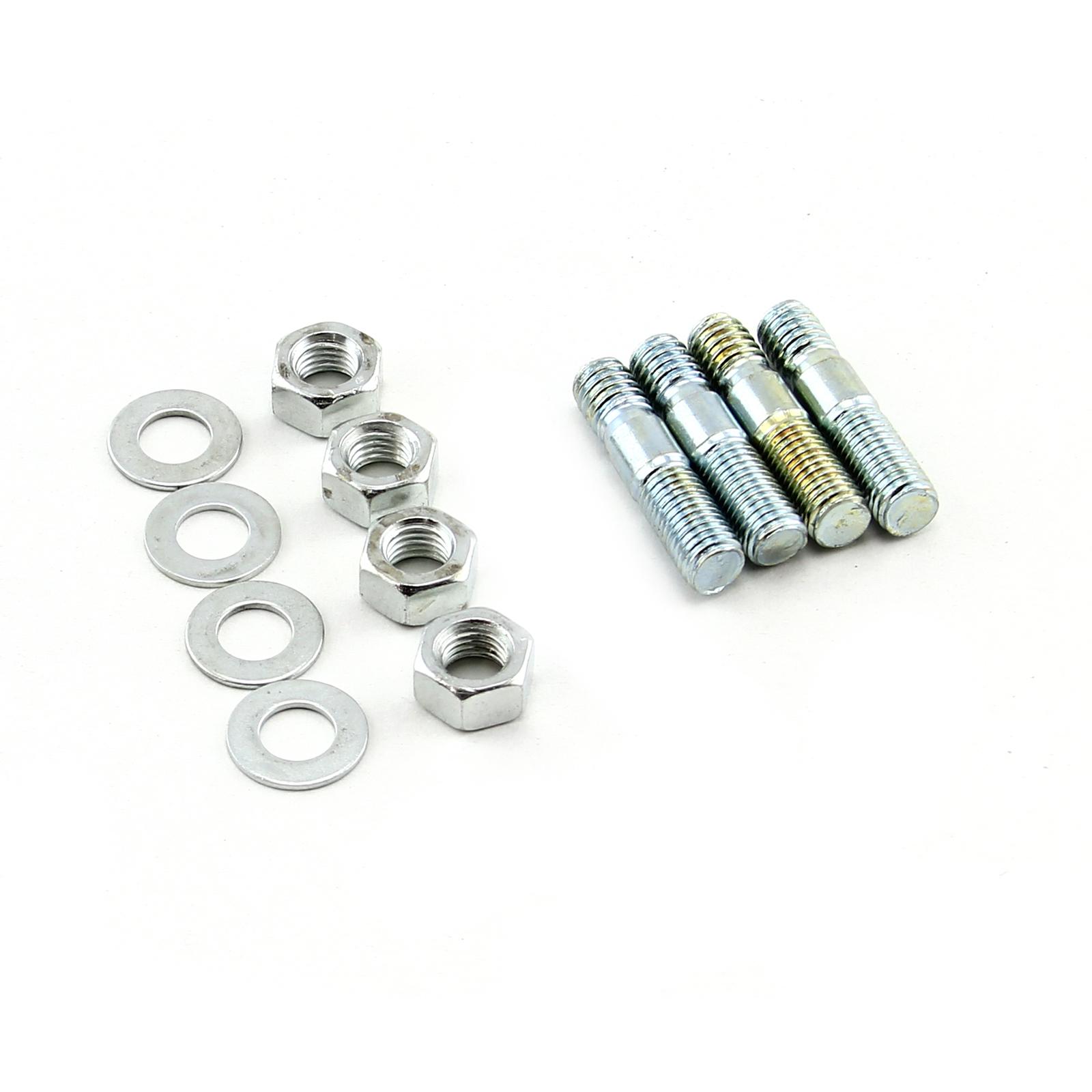 """Carburetor Stud Set Kit - 5/16-18/24"""" x 1.375"""""""