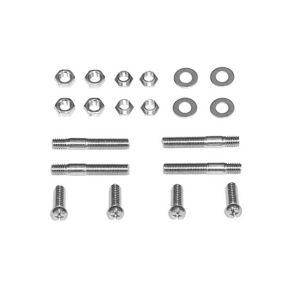 Holley to Quadrajet Q-Jet and Spreadbore Hardware Kit Only