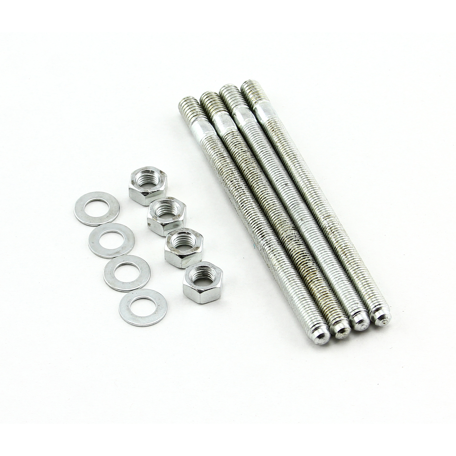 "Carburetor Stud Set Kit - 5/16-18/24"" x 3.825"""