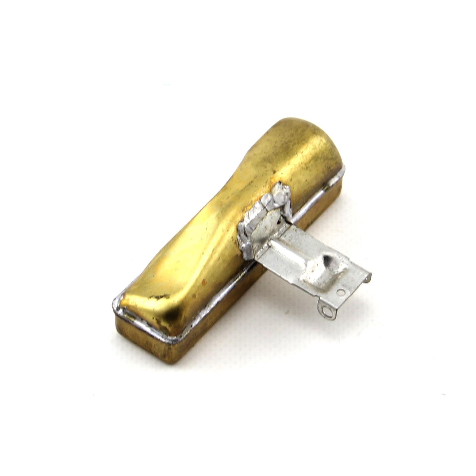 Carburetor Center Hung Fuel Float (Brass)