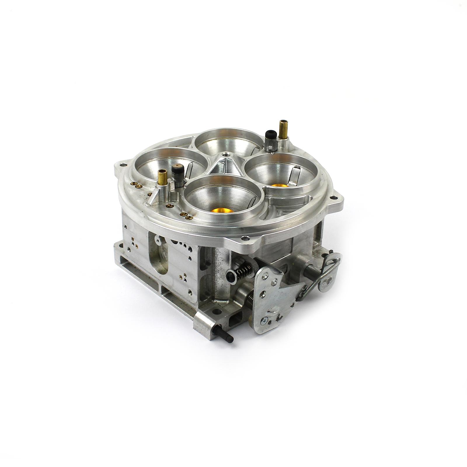 Billet Alum 4 Barrel Carburetor Main Body 3 Circuit Suits: Holley 4500 Dominator
