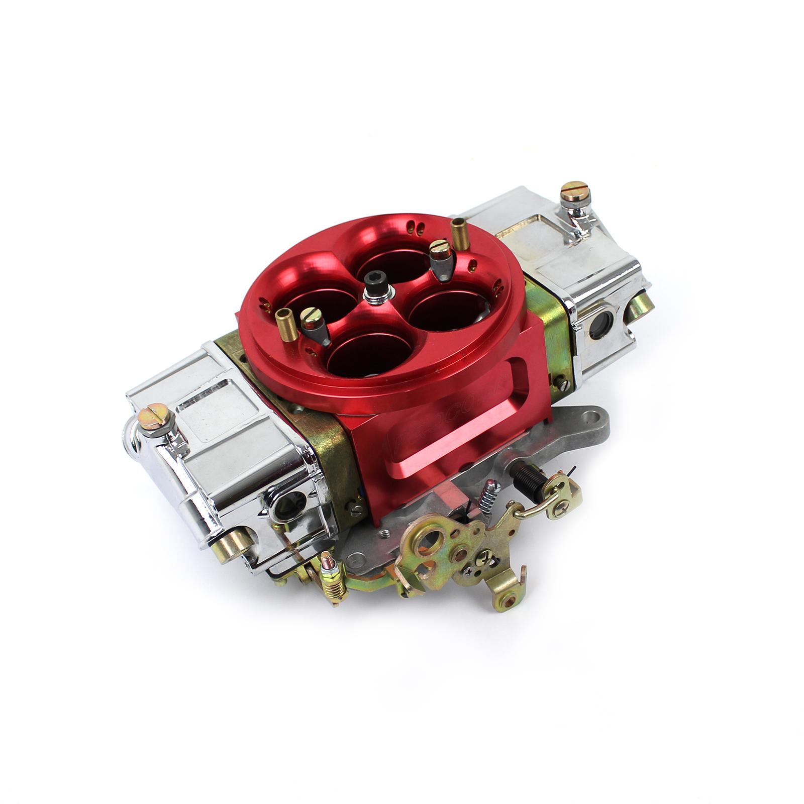 950 CFM Billet 4-Bbl Mechanical Sec Double Pumper Race Bred Carburetor 2C