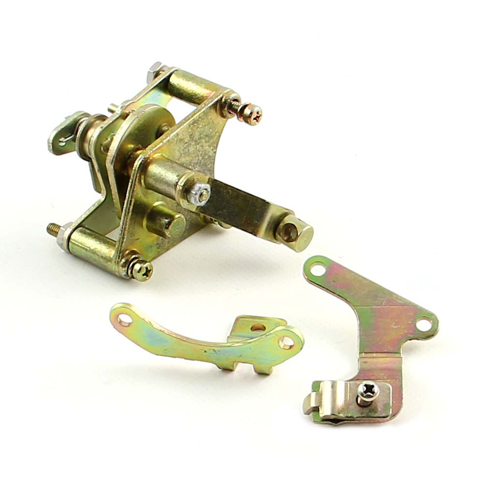 Carburetor Manual Choke Kit (Suits Double Pumper Body)