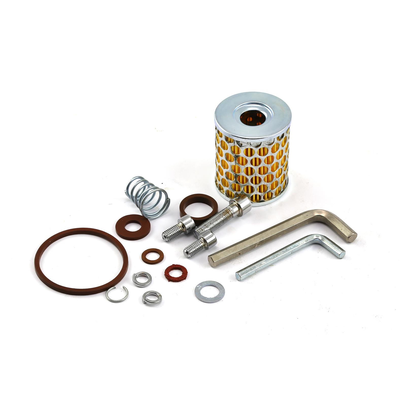 Replacement Fuel Filter Element Kit For Compact Canister Housing