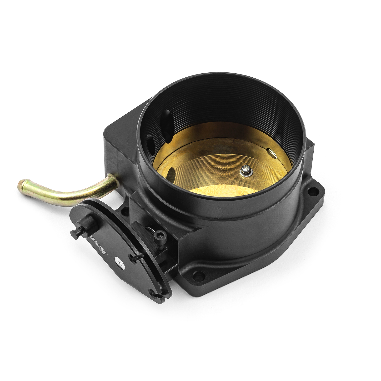 92 mm LS2 4Bolt High Flow Throttle Body Satin
