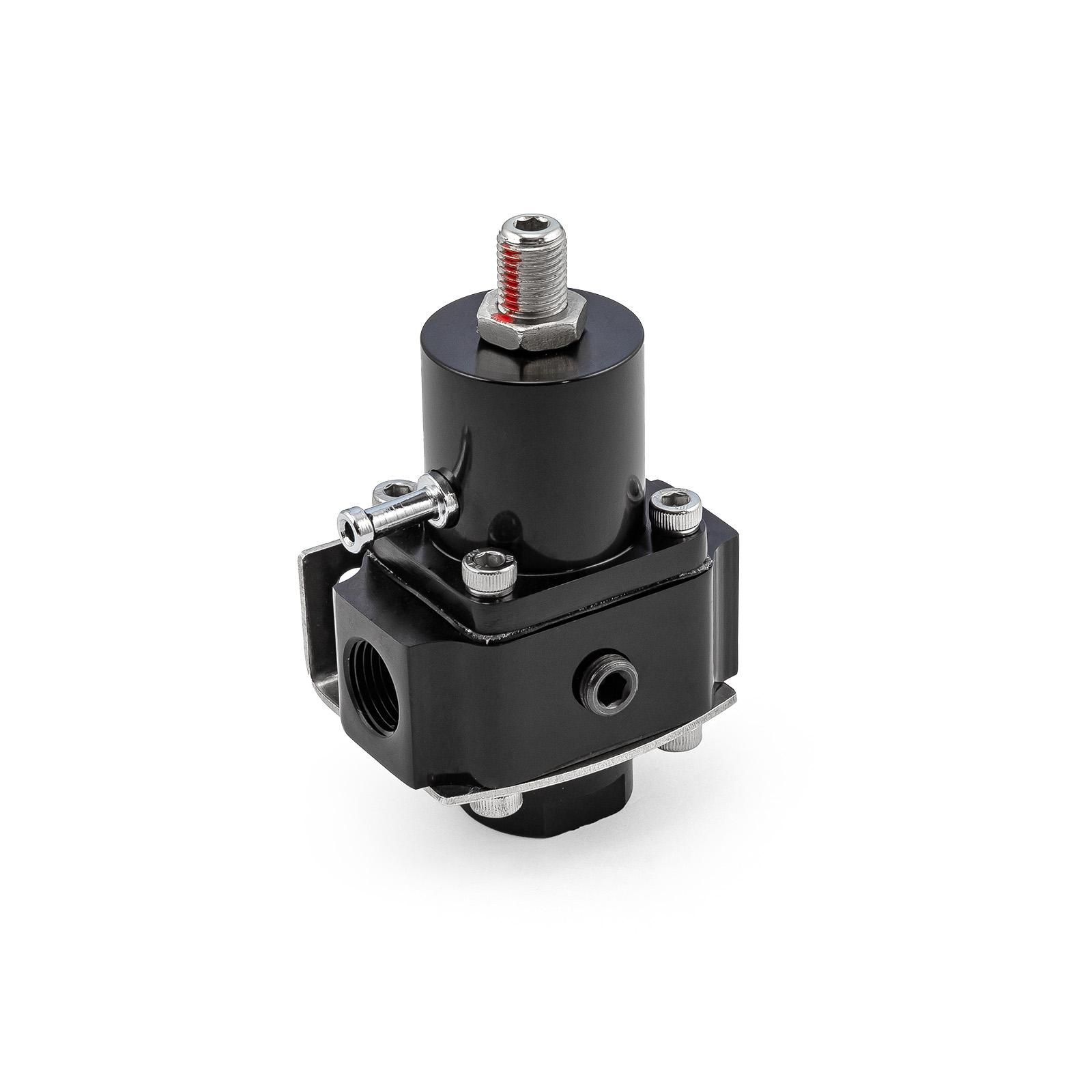Universal - 10 AN EFI Fuel Pressure Regulator Black