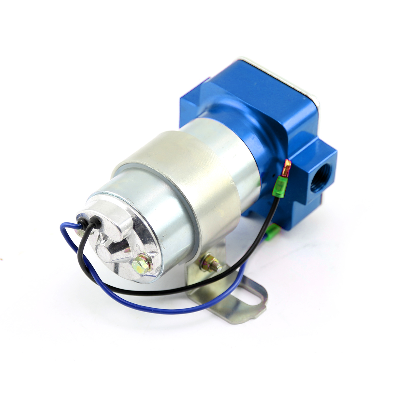 140 Gph @ 14 PSI Blue Billet Universal Electric Fuel Pump
