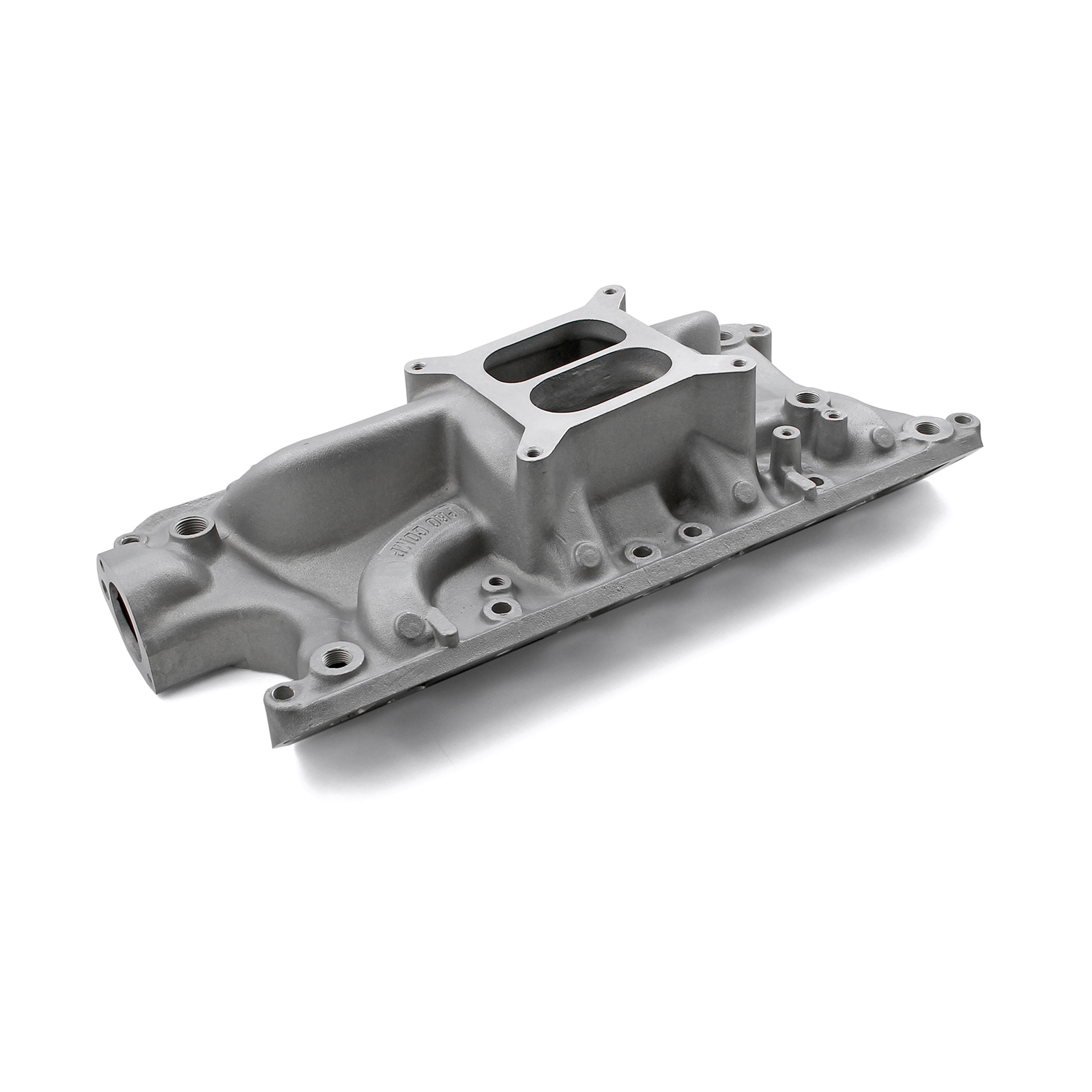 Ford SB 260 289 302 Windsor Qualifier Intake Manifold Satin