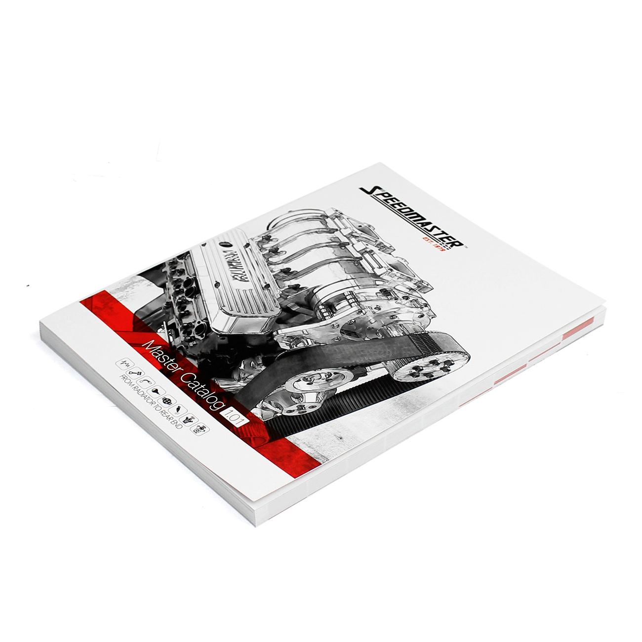 Speedmaster Master Catalog Version 1.01 [320 Pages]