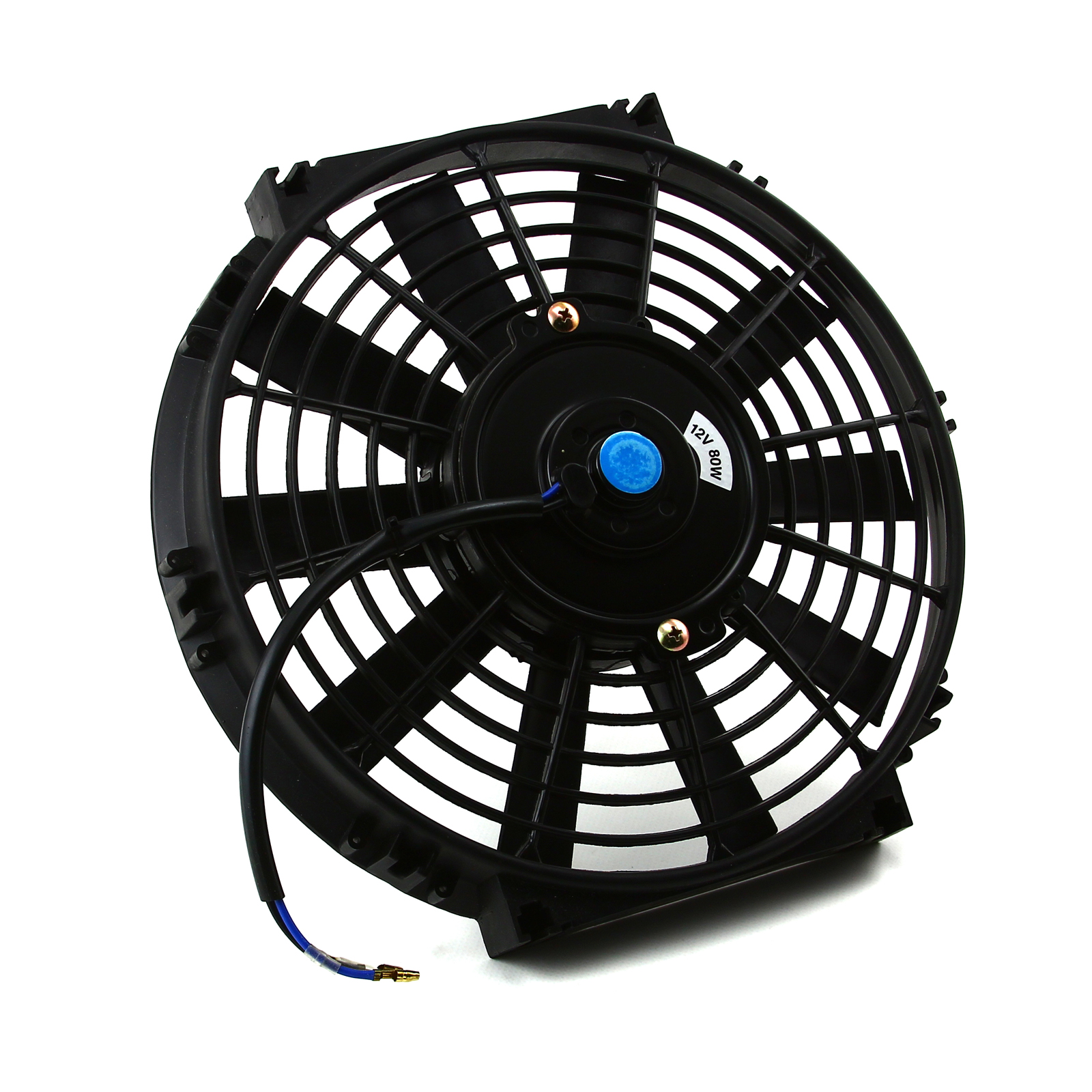 """10"""" Reversable 12V Radiator Electric Thermo Fan"""