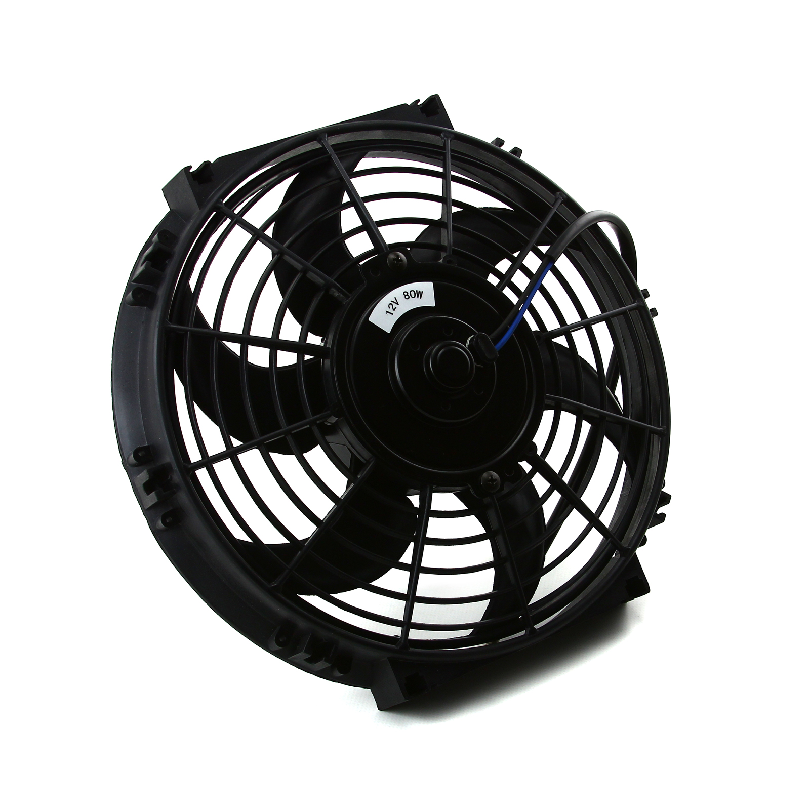 "10"" Reversable 12V 'S' Blade Radiator Electric Thermo Fan"