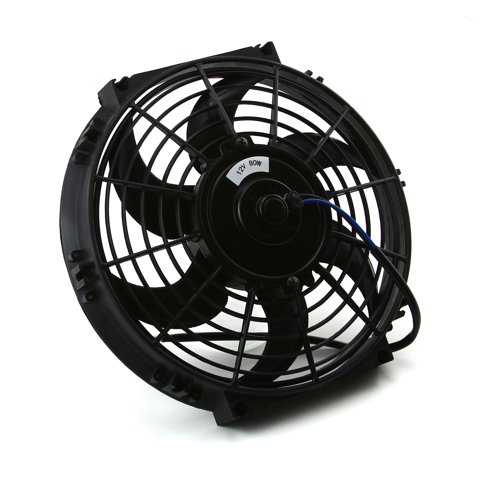"""12"""" Reversable 12V 'S' Blade Radiator Electric Thermo Fan"""