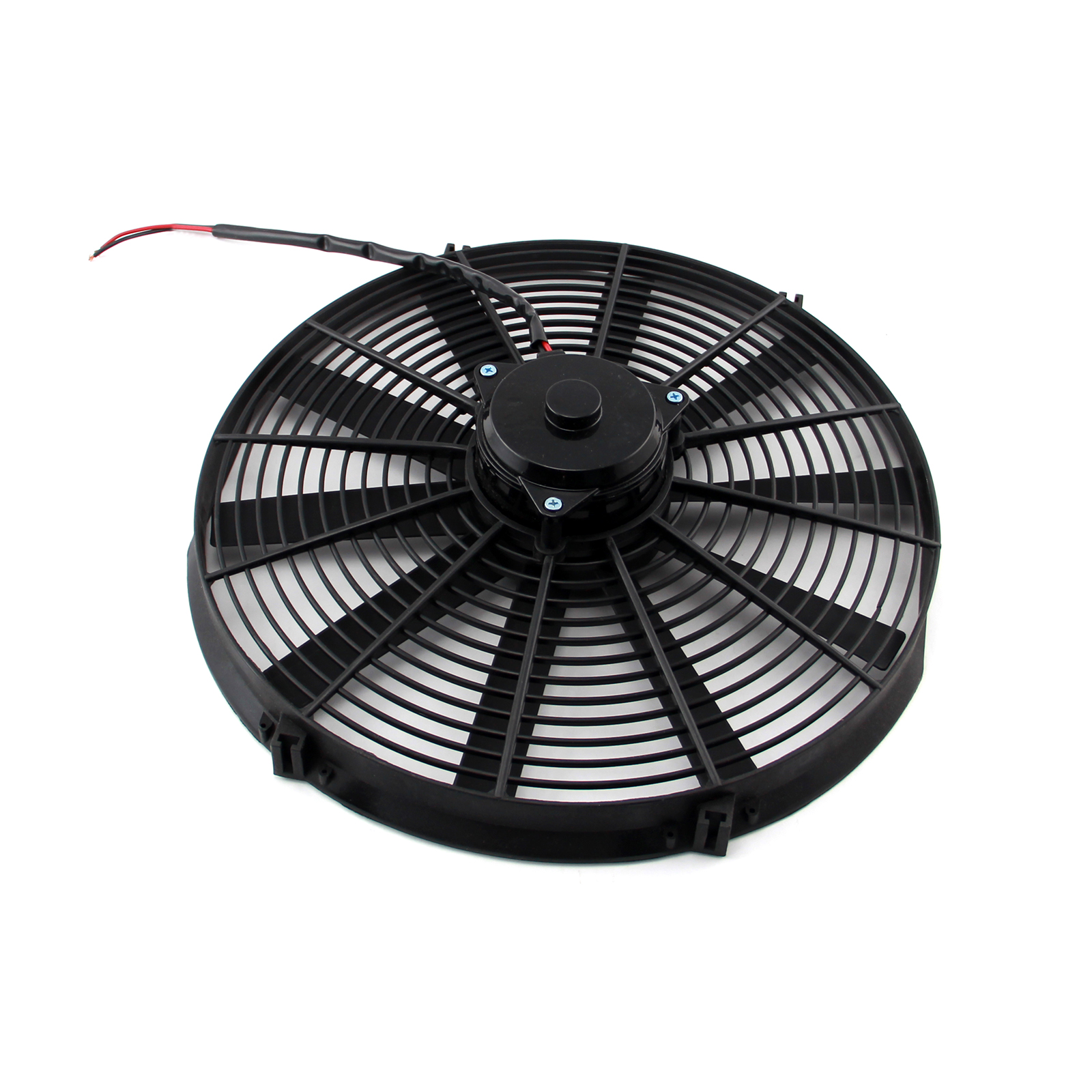 "16"" Reversable 12V Radiator Electric Thermo Fan - Big Motor"