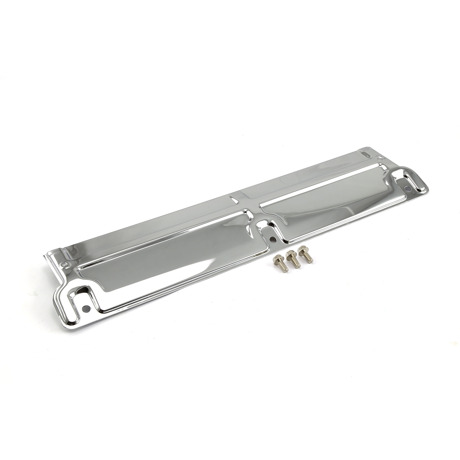 Chevy Chevelle Nova Standard Radiator Support Pannel Chrome