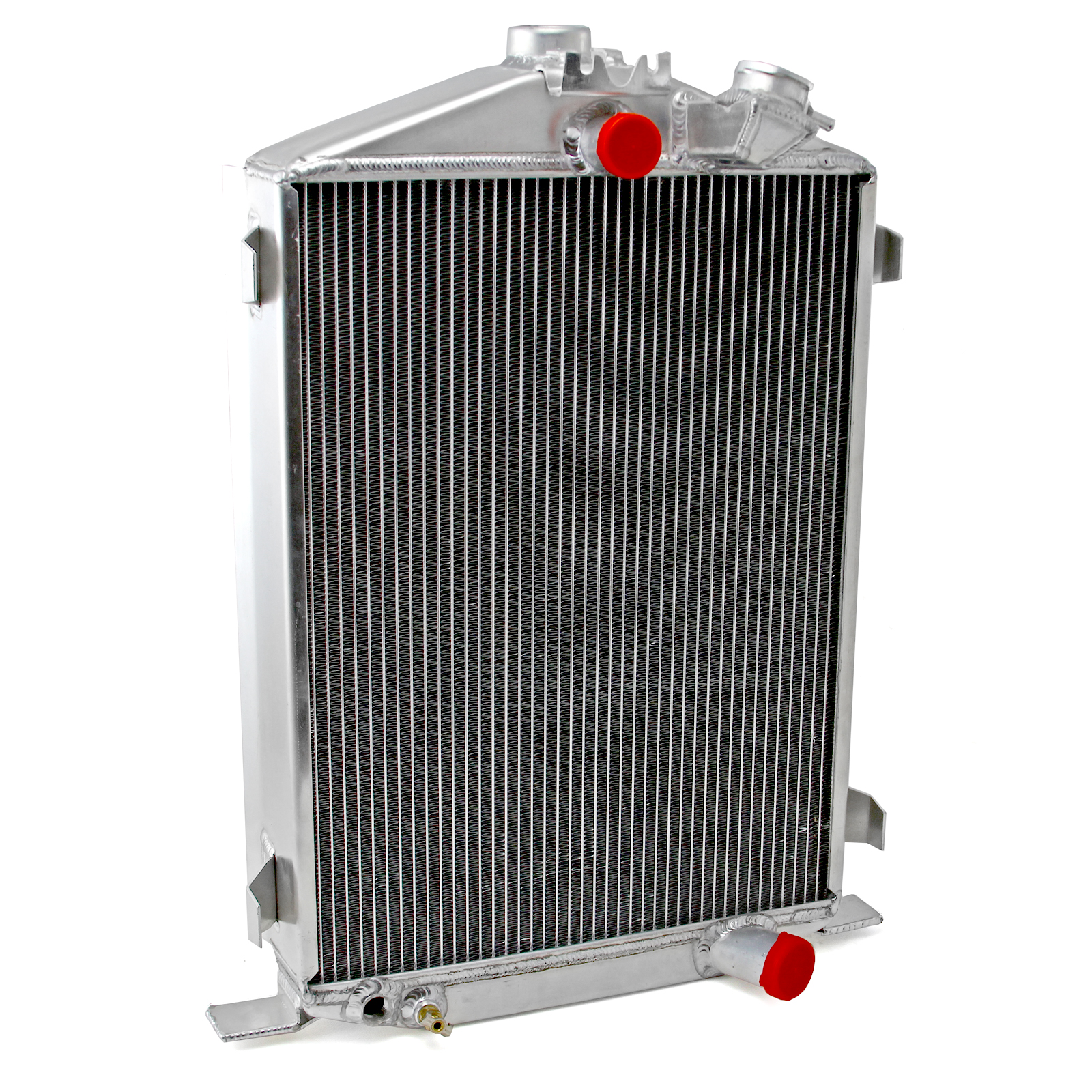 Ford Roadster High Boy 1933-34 Aluminum Radiator Polished (Tall)