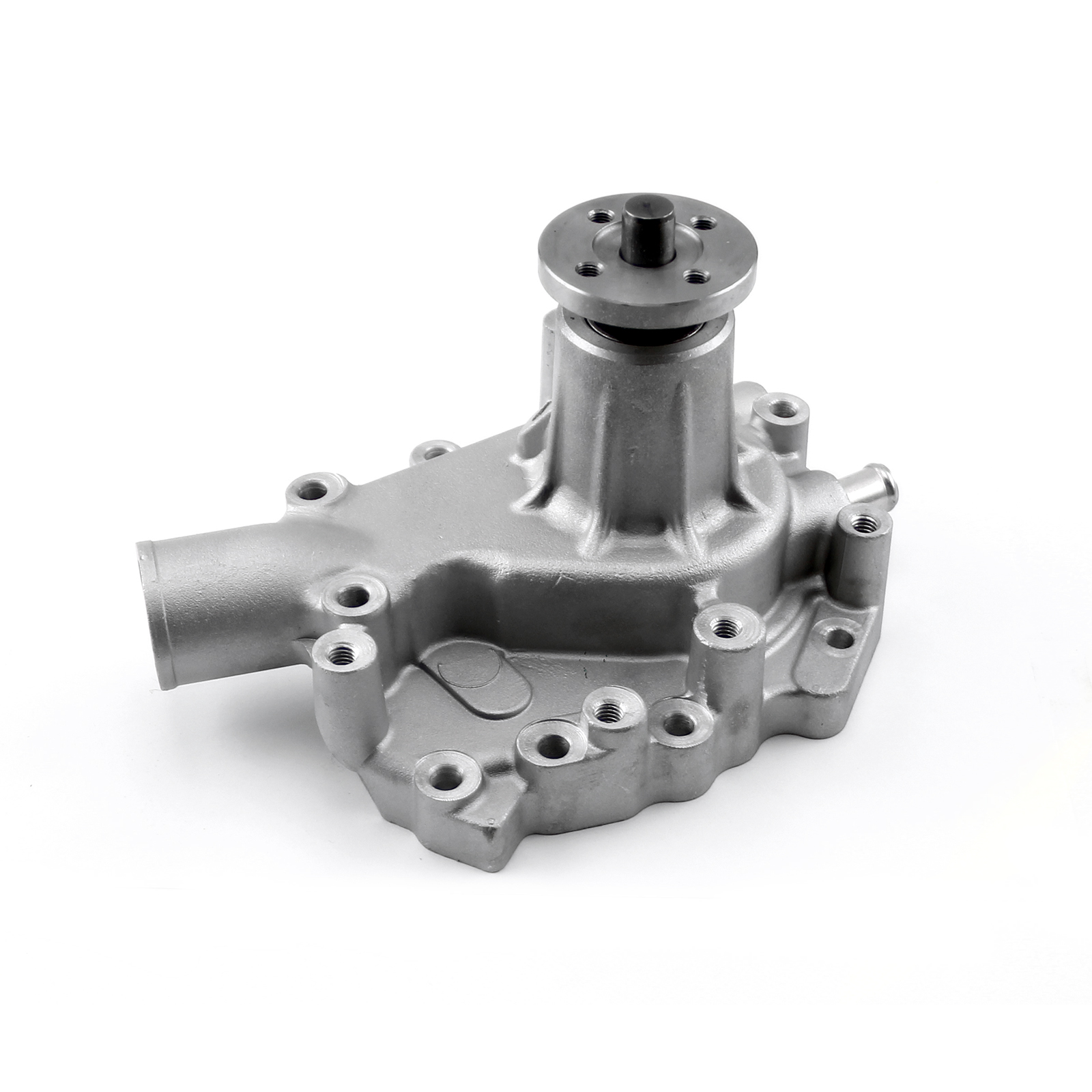 Ford 302 351C Cleveland High Volume Aluminum Water Pump Polished