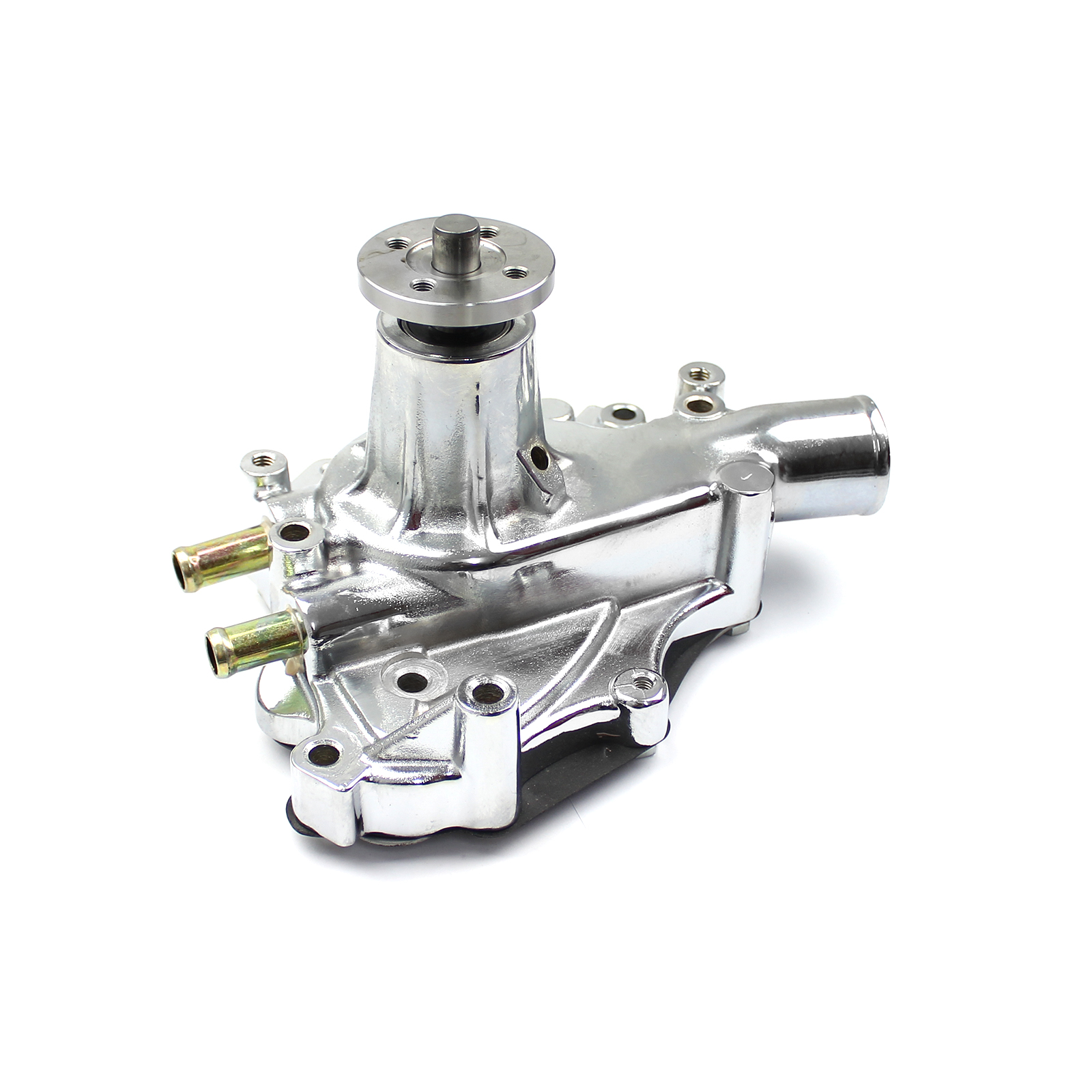 Ford SB 289 302 351 Windsor High Volume Aluminum LH Side Water Pump Polished