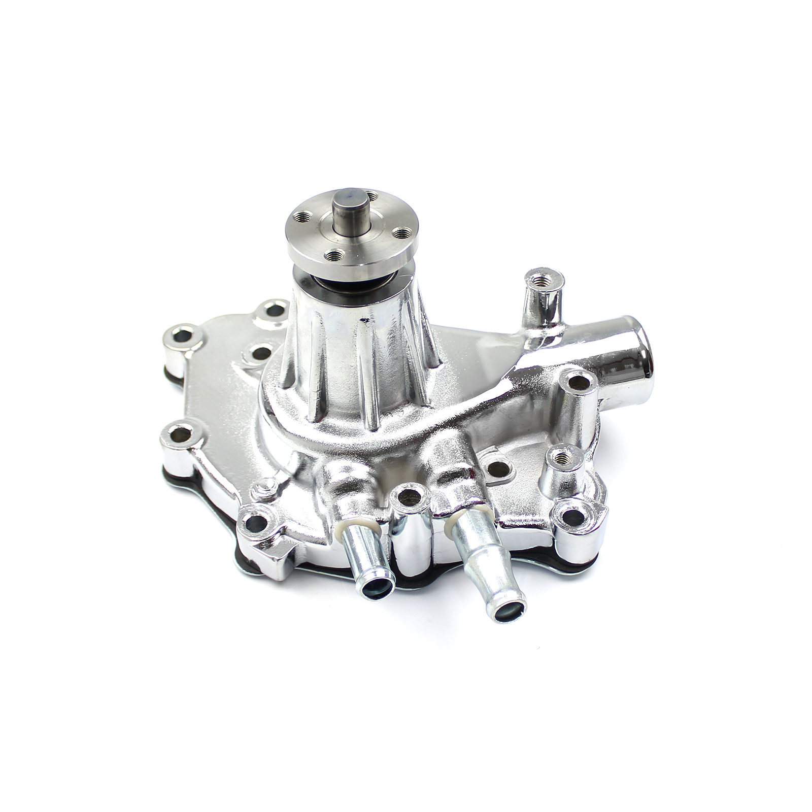 Ford SB 289 302 351 Windsor High Volume Aluminum RH Side Water Pump Polished