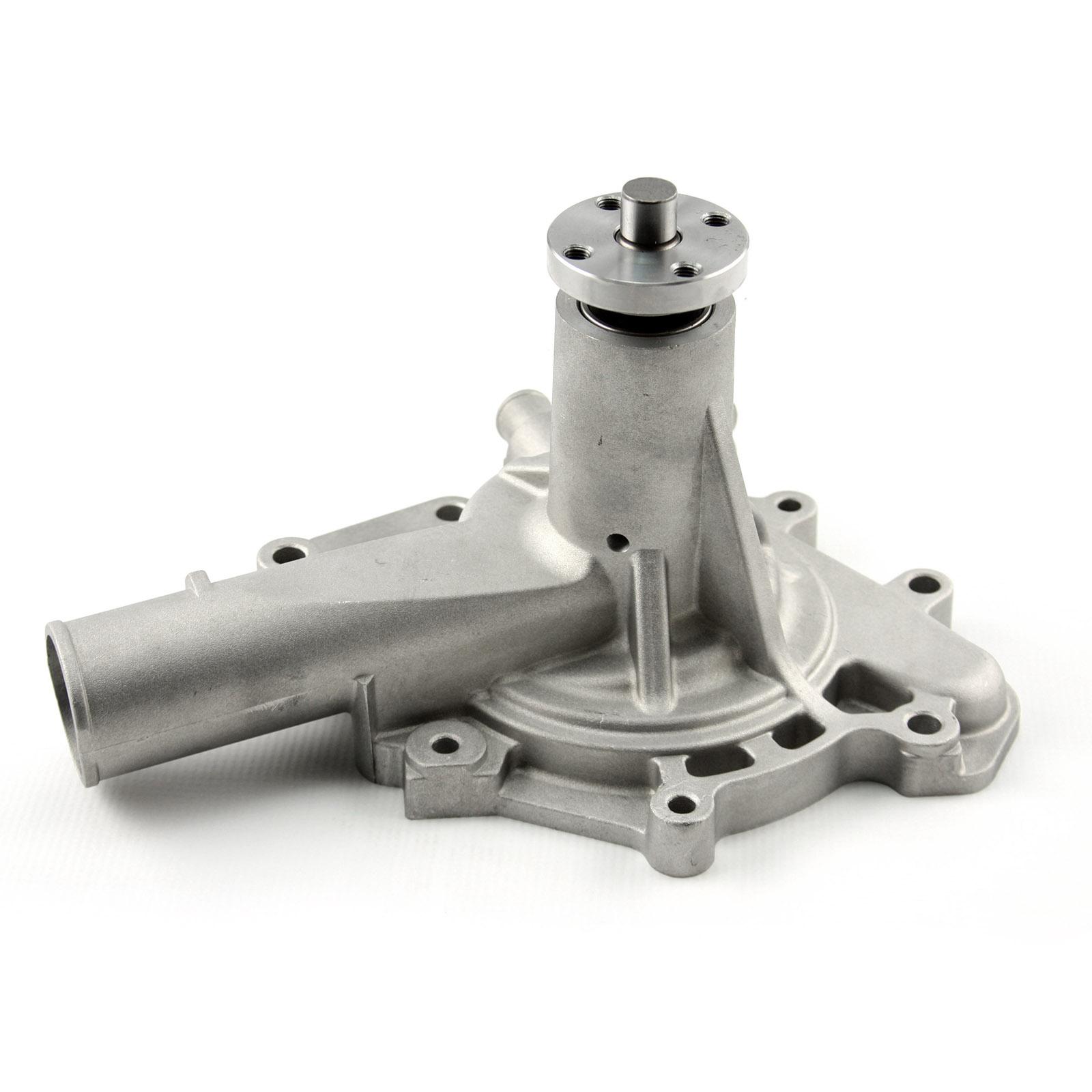 Oldsmobile High Volume Aluminum Long Water Pump Satin