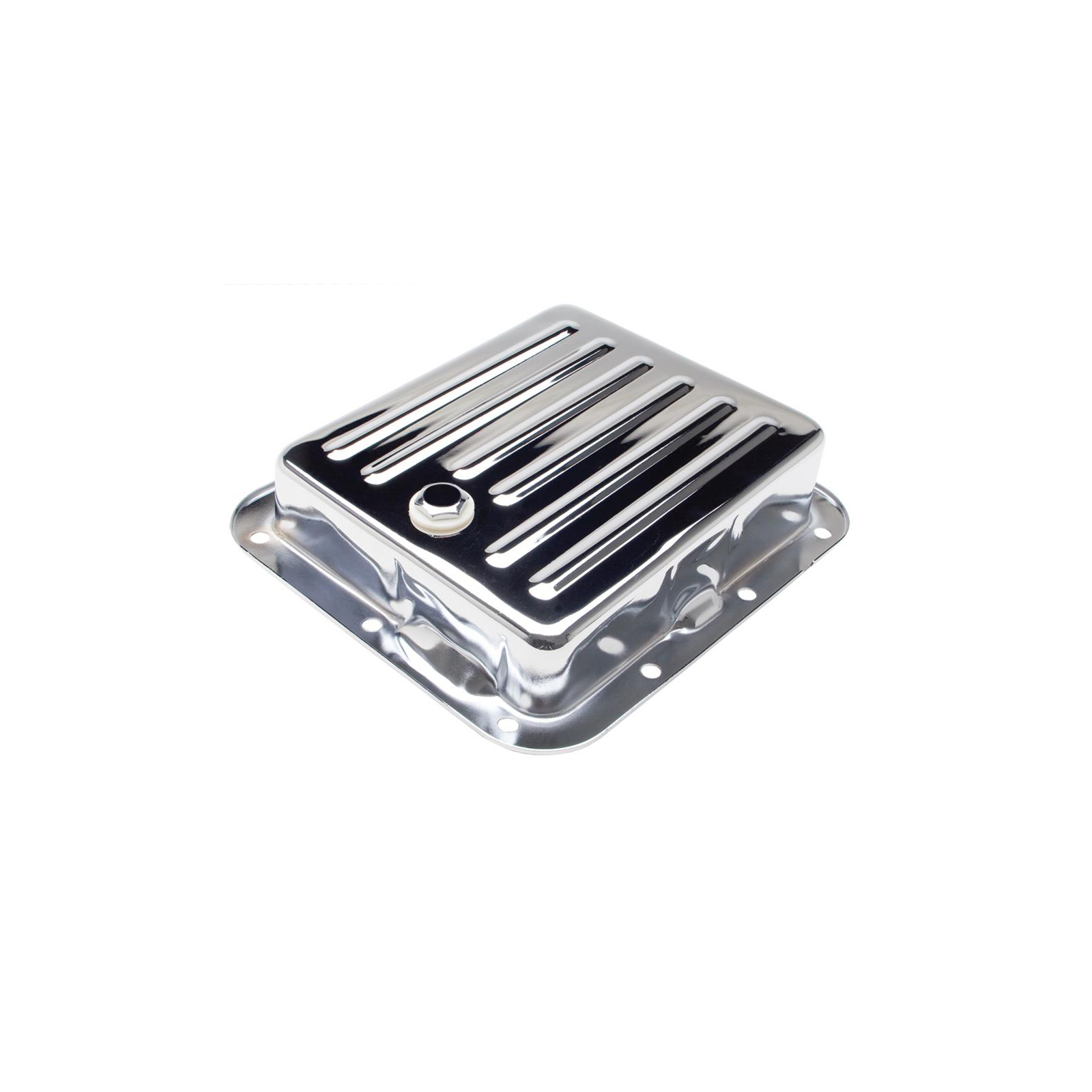 Ford C4 Transmission Oil Pan Chrome