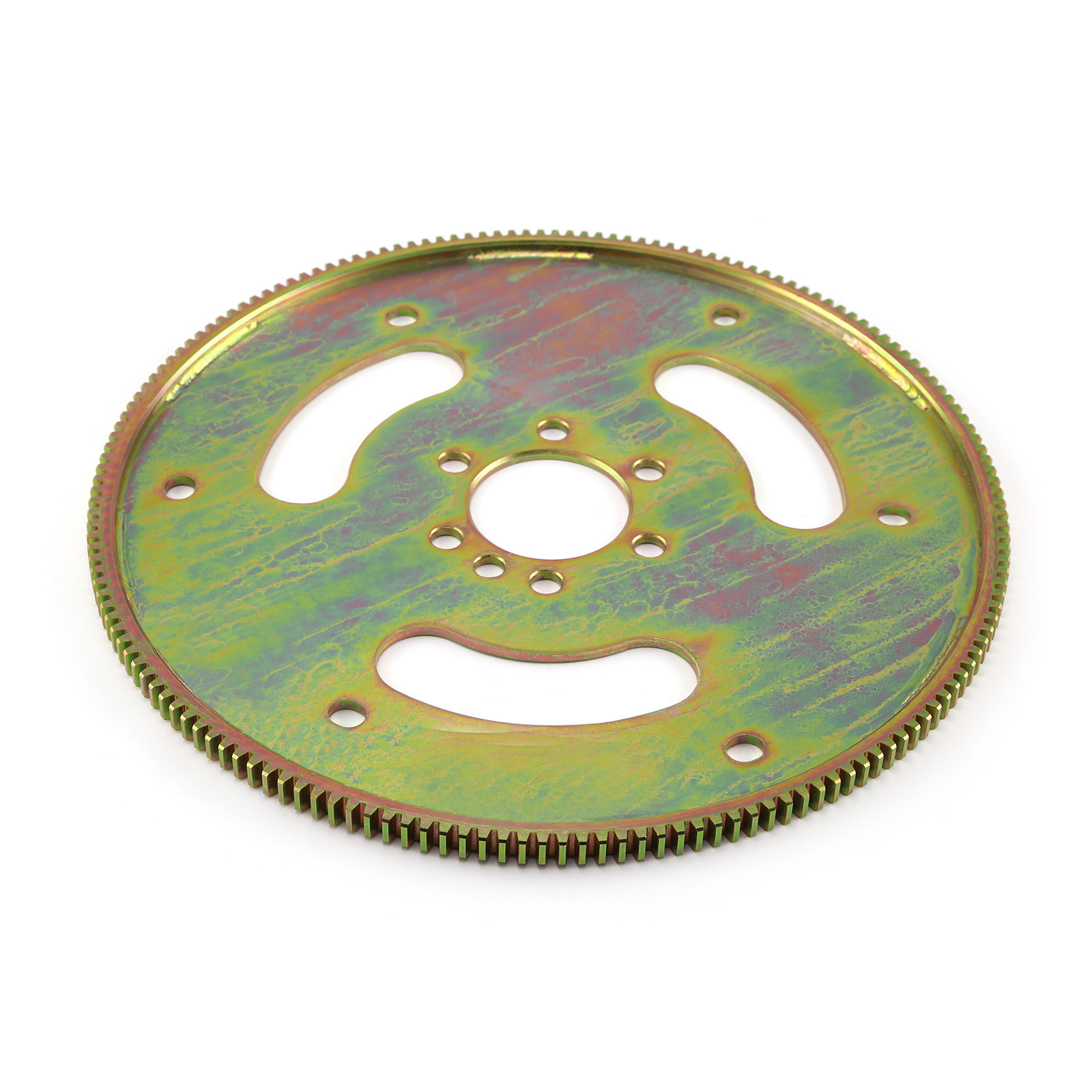 "Chevy SBC 350 2Pc Rms 168 Tooth 11"" Internal Balance Heavy Duty Flexplate"
