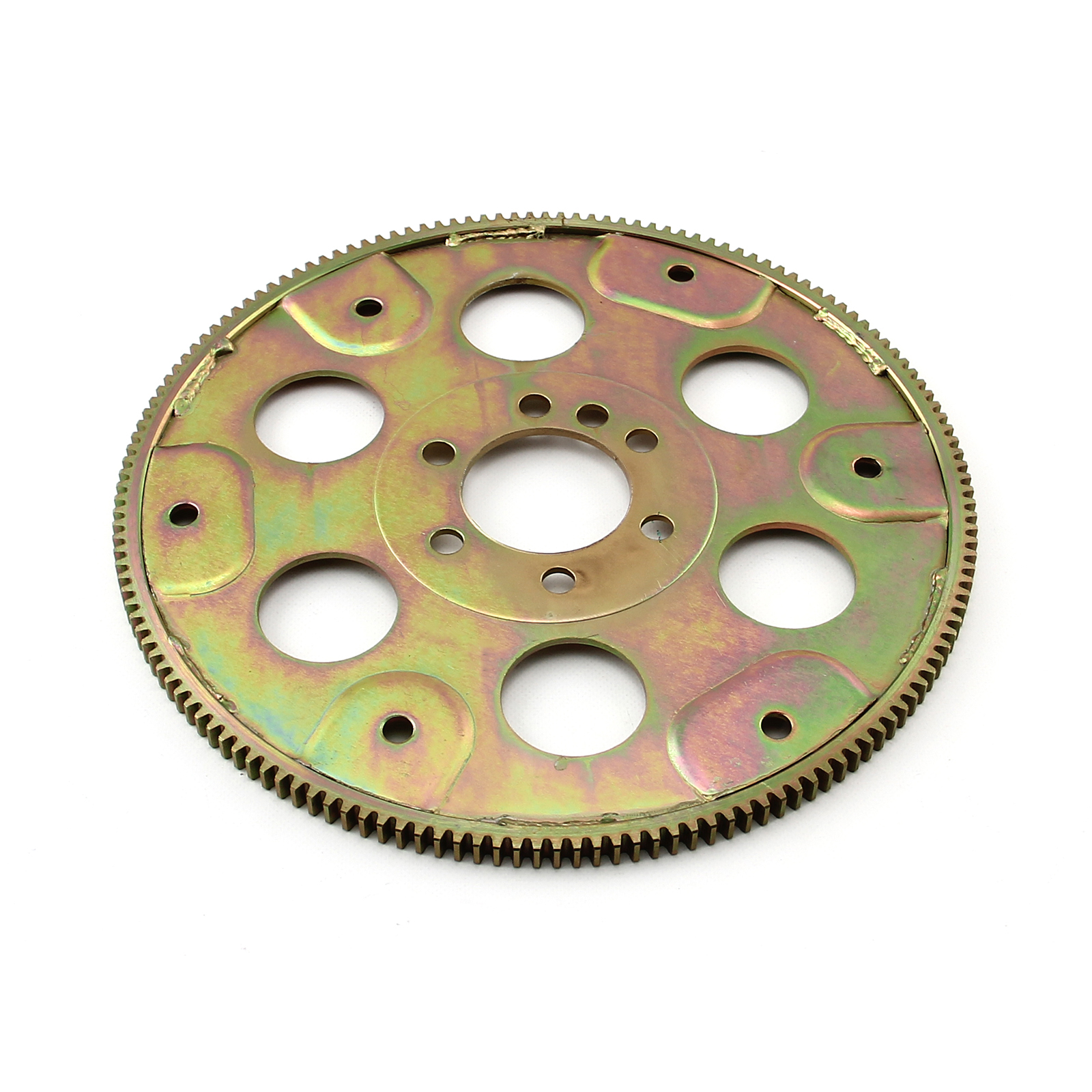 "Chevy SBC 350 Late 1Pc Rms 153 Tooth 10"" Std Balance Heavy Duty Flexplate"