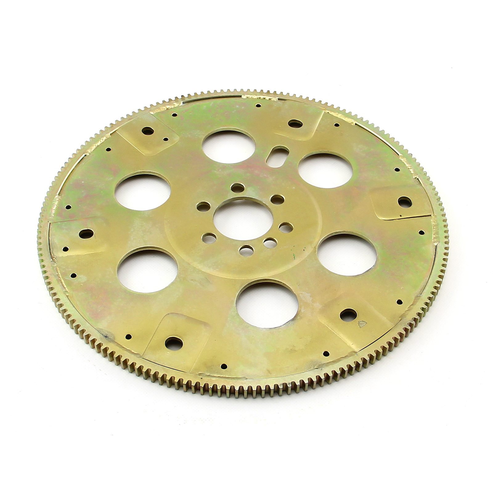 "Chevy SBC 350 Late 1Pc Rms 168 Tooth 11"" Std Balance Heavy Duty Flexplate"