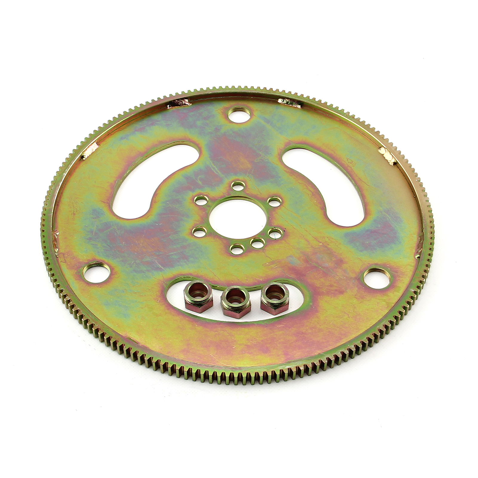 "Chevy LS1 LS2 LS3 LS6 LS7 L76 168 Tooth 11"" Std Balance Heavy Duty Flexplate"