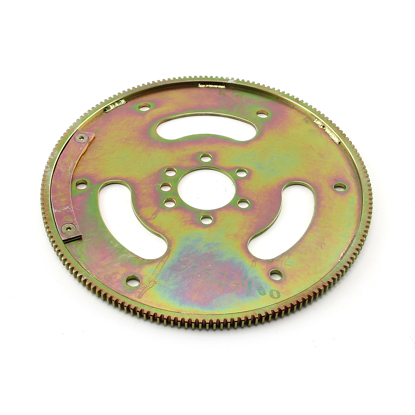 "Chevy SBC 383 400 2Pc Rms 168 Tooth 11"" External Balance Heavy Duty Flexplate"