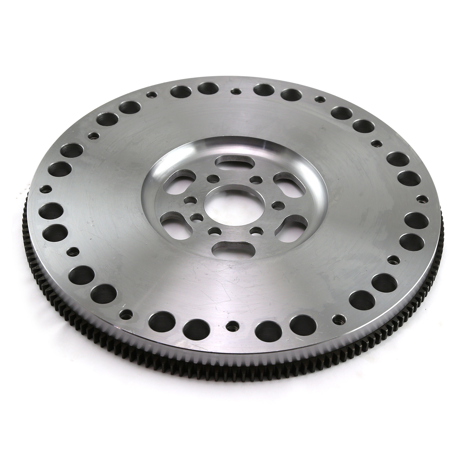 Ford SB 289 302 351W 351C 164 Tooth 28Oz Billet Steel Extra Light SFI Flywheel