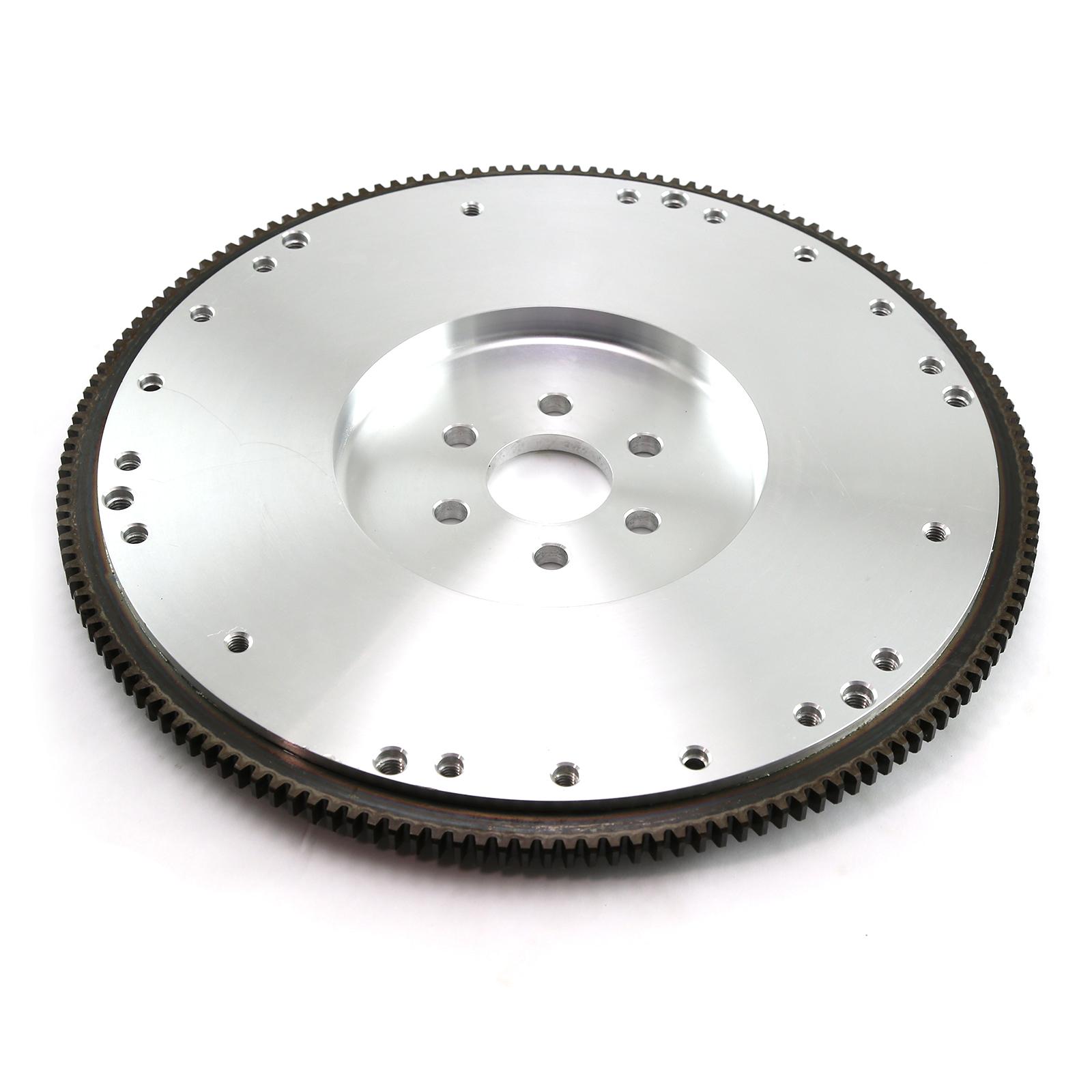 Ford SB 289 302 351 351C Windsor 157 Tooth Int. Bal Billet Aluminum Flywheel