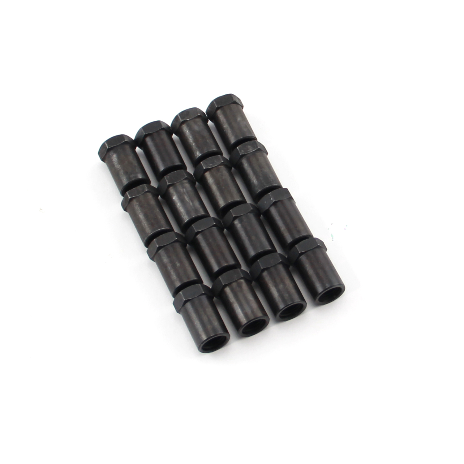 "7/16"" Poly Sure Lock Rocker Arm Nut Set (Suits: Aluminum Rockers)"