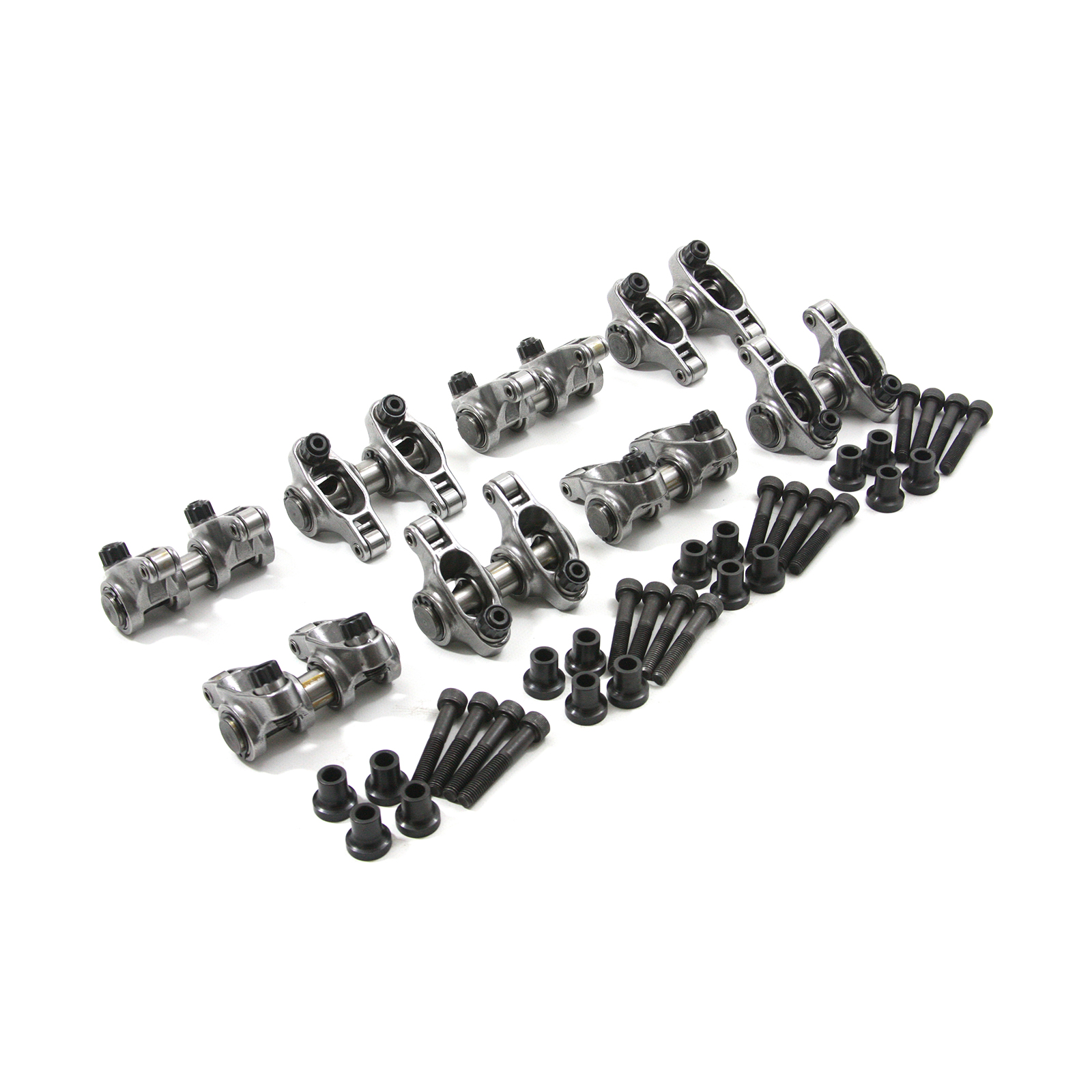 Chevy LS 1.7 Ratio Adjustable Stainless Steel Roller