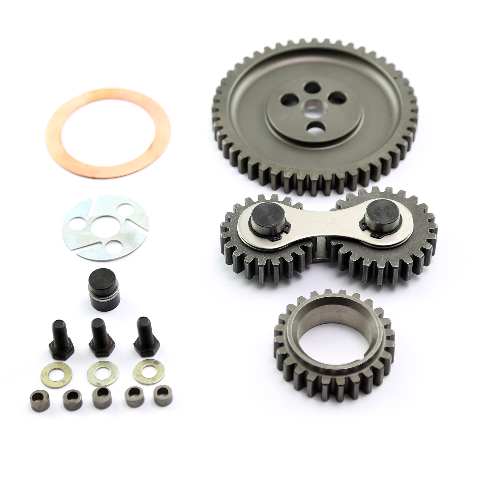 Mopar Chrysler BB 383 440 Dual Idler Noisey Timing Gear Drive Set