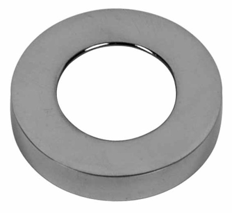 "Rubber Breather Grommet - 3/4"" Id - 1 1/4"" Od - 1/4"" Groove"