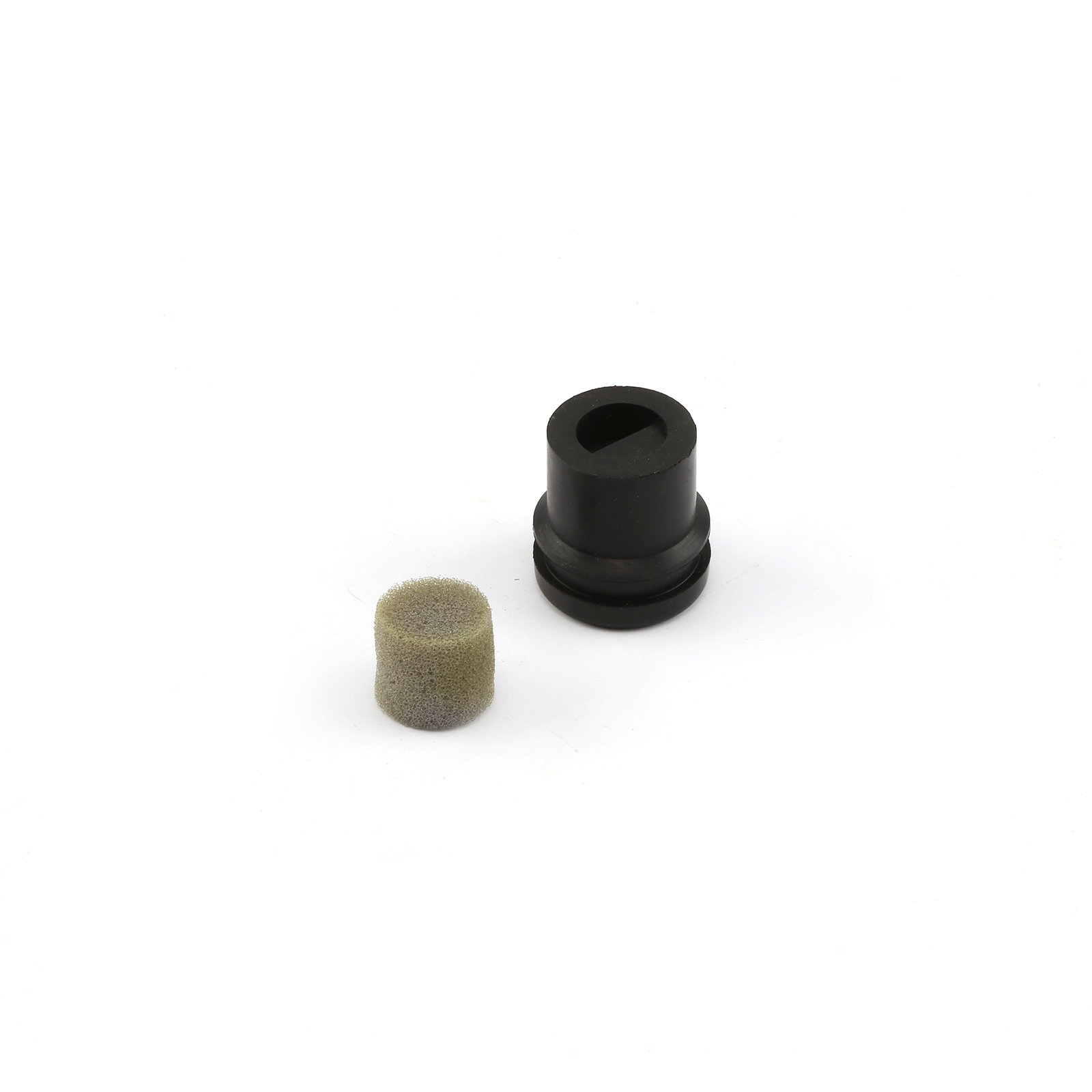 """Rubber Pcv Grommet w/Foam - 3/4"""" Id - 1 1/4"""" Od"""