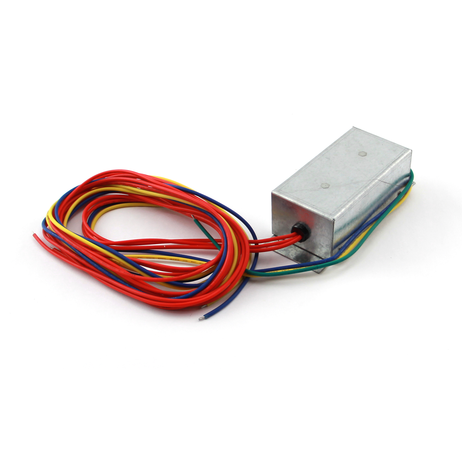 Dual Exhaust Flame Thrower Control Module Box