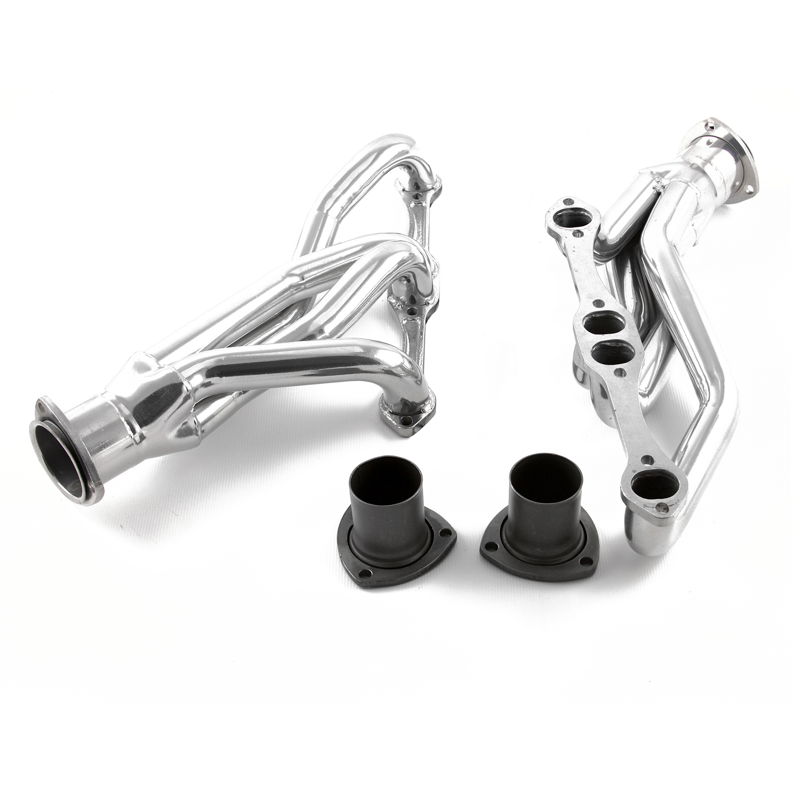 Chevy SBC 350 Chevelle Camaro 1967-81 Ceramic Coated Exhaust Headers