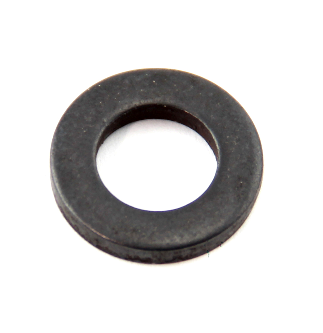 "3/8"" Chromoly Steel Black Oxide Hardened Ground Washer"