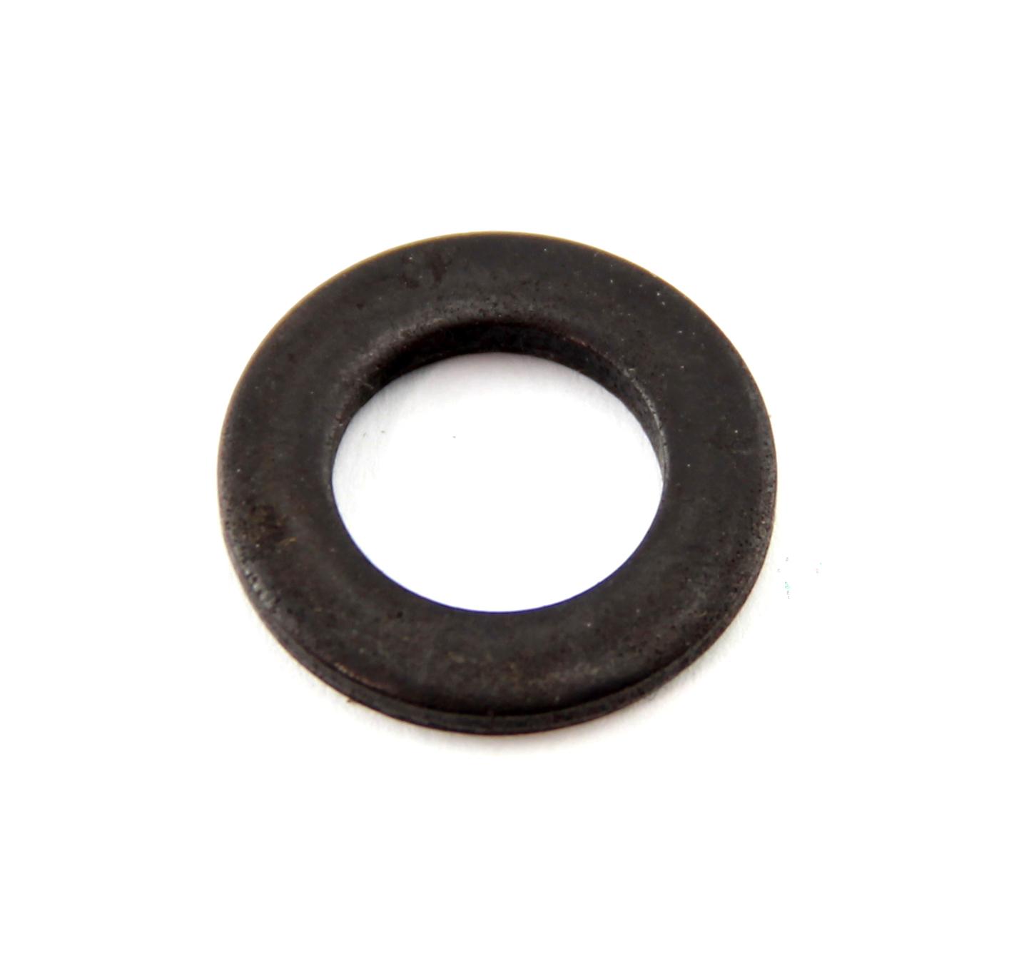 """1/2"""" Chromoly Steel Black Oxide Hardened Ground Washer"""