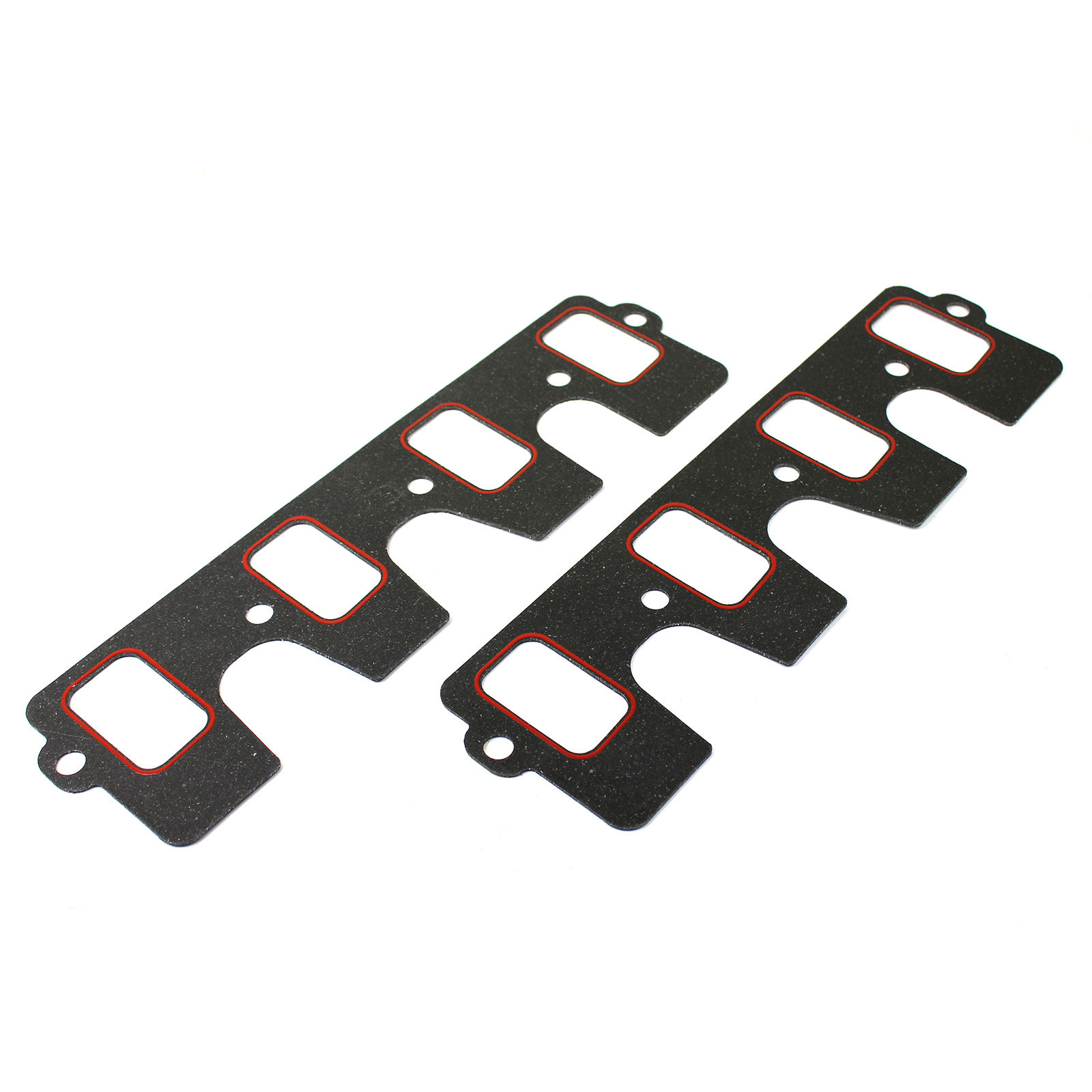 "Chevy SBC LS7 7.0L Intake Manifold Gasket Set (1208) 1.45"" x 2.45"" x 0.045"""