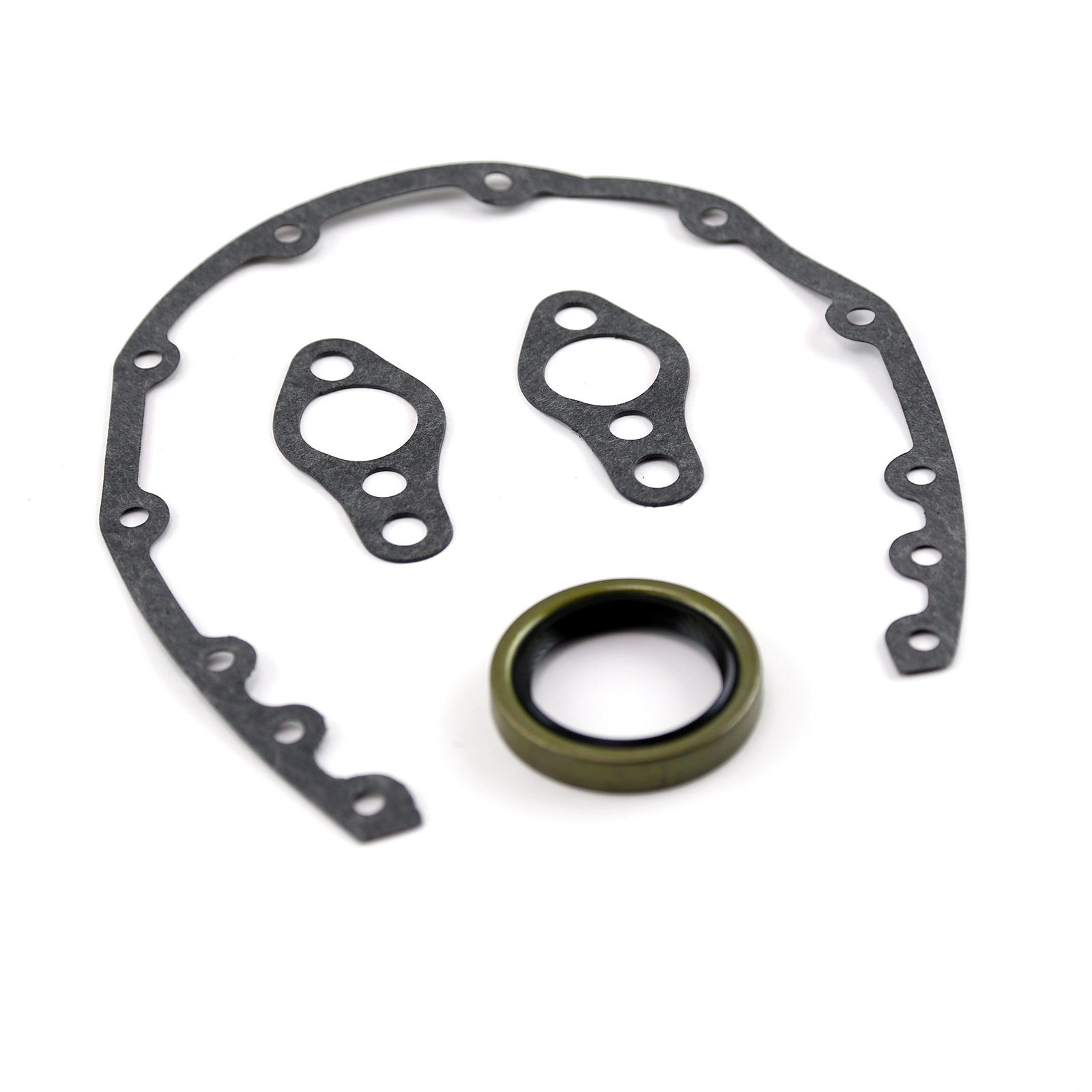 Chevy SBC 350 Timing Cover Gasket Set with Seal